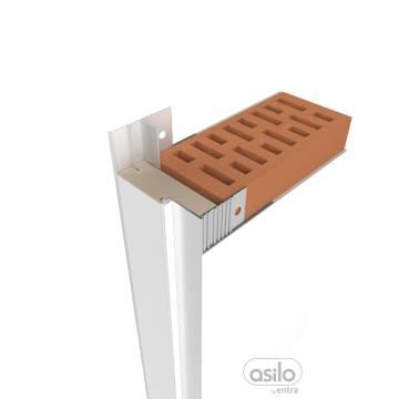 ASILO-DM ukryta do ściany murowanej